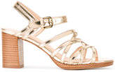A.P.C. strappy sandals - women - Leather - 36