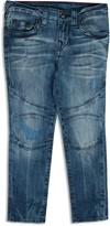 True Religion Boys' Rocco Moto Skinny Jeans