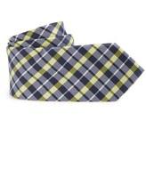 Nordstrom Plaid Silk & Cotton Tie (Big Boys)