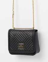 Love Moschino Square Embossed Crossbody Bag