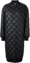 Stella McCartney quilted long coat