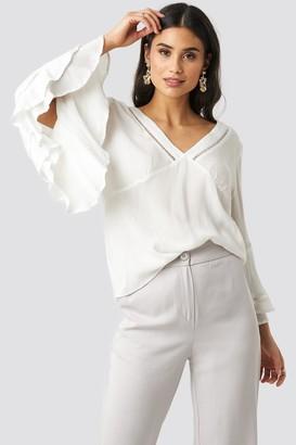 Rut & Circle Rut&Circle Romantic Blouse White