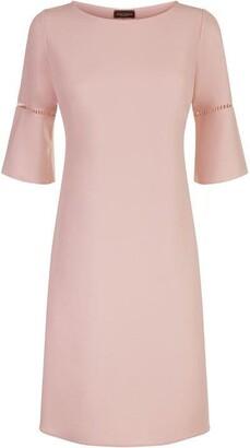 James Lakeland Anita Pleat Sleeve Dress