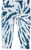 Munster Tie-Dyed Cotton Leggings