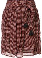 Apiece Apart 'Baja' tie waist skirt