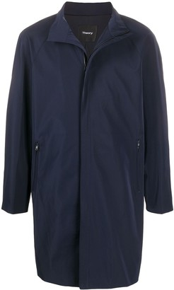 Theory Taimo mid-length coat