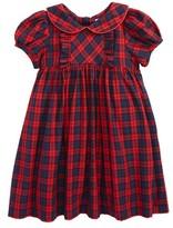 Luli & Me Infant Girl's Plaid Dress