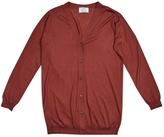Prada Long Wool Cardigan