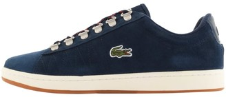 Lacoste Carnaby Evo Trainers Navy