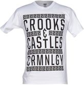 Crooks & Castles T-shirts
