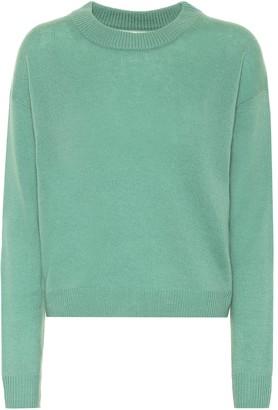 Jardin Des Orangers Wool and cashmere sweater