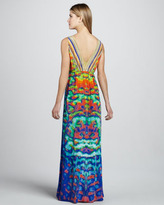 Camilla Mantra High-Low Dress
