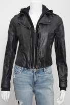 Jakett Leather Moto Jacket