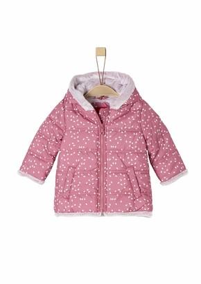 S'Oliver Baby Girls' 59.809.52.7020 Coat