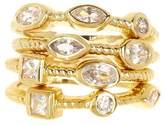 Tiffany & Co. Sapanyu Stack Ring Set
