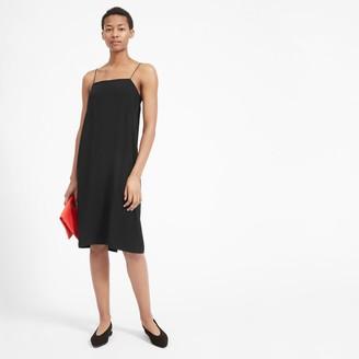 Everlane The Japanese GoWeave Cami Slip Dress