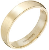 9ct Yellow Gold 5mm Super Heavy Court Ring