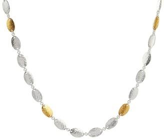 Gurhan 24kt gold Mango necklace