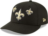 New Era New Orleans Saints 2019 NFL Draft On-Stage Official Low Profile 59FIFTY Fitted Hat - Black