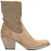 Rocco P. western boots - women - Leather/Suede - 36