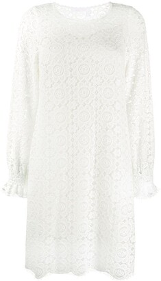 See by Chloe Floral Embroidered Shift Dress