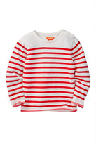 Joe Fresh Stripe Sweater (Little Girls & Big Girls)