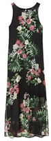 Vince Camuto Tropical-print Maxi Dress