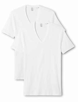 G Star Men's Base V-Neck Tee Short Sleeve 2-Pack