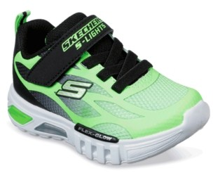 Skechers S Lights Flex-Glow Dezlo Light-Up Sneaker - Kids'