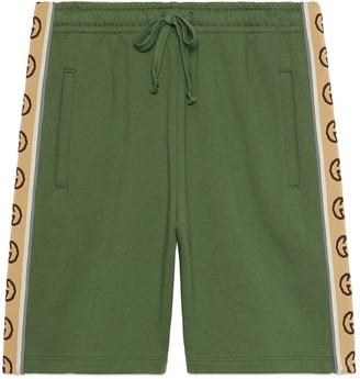 Gucci Cotton jersey shorts