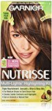 Garnier Nutrisse Nourishing Color Creme, H3 Warm Bronze (Packaging May Vary)