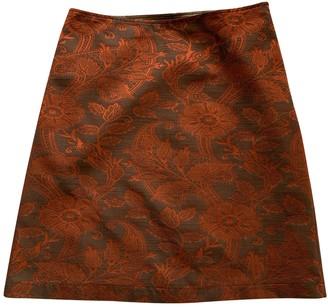 Romeo Gigli Multicolour Skirt for Women