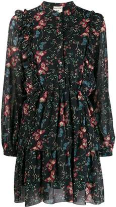 Semi-Couture Semicouture floral day dress