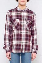 Jacqueline De Yong Check Shirt