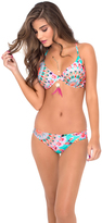 Luli Fama Dream Catcher Underwire Adjustable Top In Multicolor (L472293)