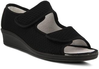 Spring Step Flexus by Loren Women's Wedge Sandals