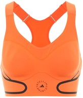 Thumbnail for your product : adidas by Stella McCartney TruePace sports bra