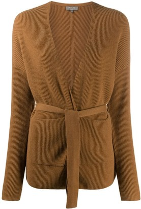N.Peal Tied Cashmere Cardigan