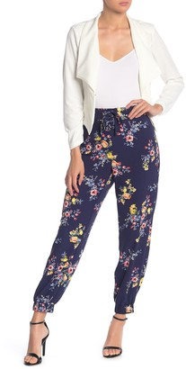 Material Girl Lace-Up Joggers
