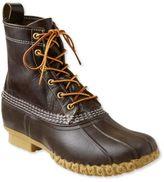 """L.L. Bean Men's Bean Boots by L.L.Bean, 8"""" Thinsulate"""