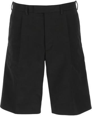 Prada Tailored Bermuda Shorts