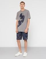 G Star G-Star Occotis Wrapped T-Shirt Grey
