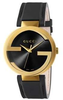 Gucci Interlocking G Stainless Steel Watch