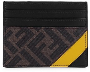 Fendi FF Logo Card Case