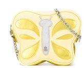 Xavem Kids - butterfly shoulder bag - kids - Leather - One Size