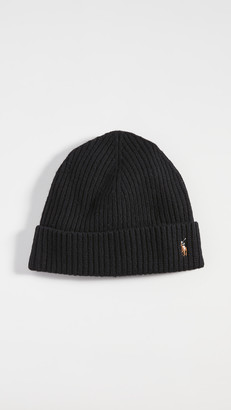 Polo Ralph Lauren Signature Cuff Hat