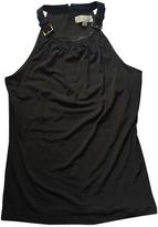 MICHAEL Michael Kors Brown Polyester Top