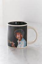 Urban Outfitters Bob Ross Heat-Changing 12 oz Mug