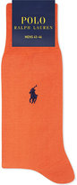 Polo Ralph Lauren Logo Mercerised Cotton Socks