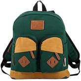 Black Temptation Backpack For School Childrens School Bags Toddle Backpack Travel Bag(Green)